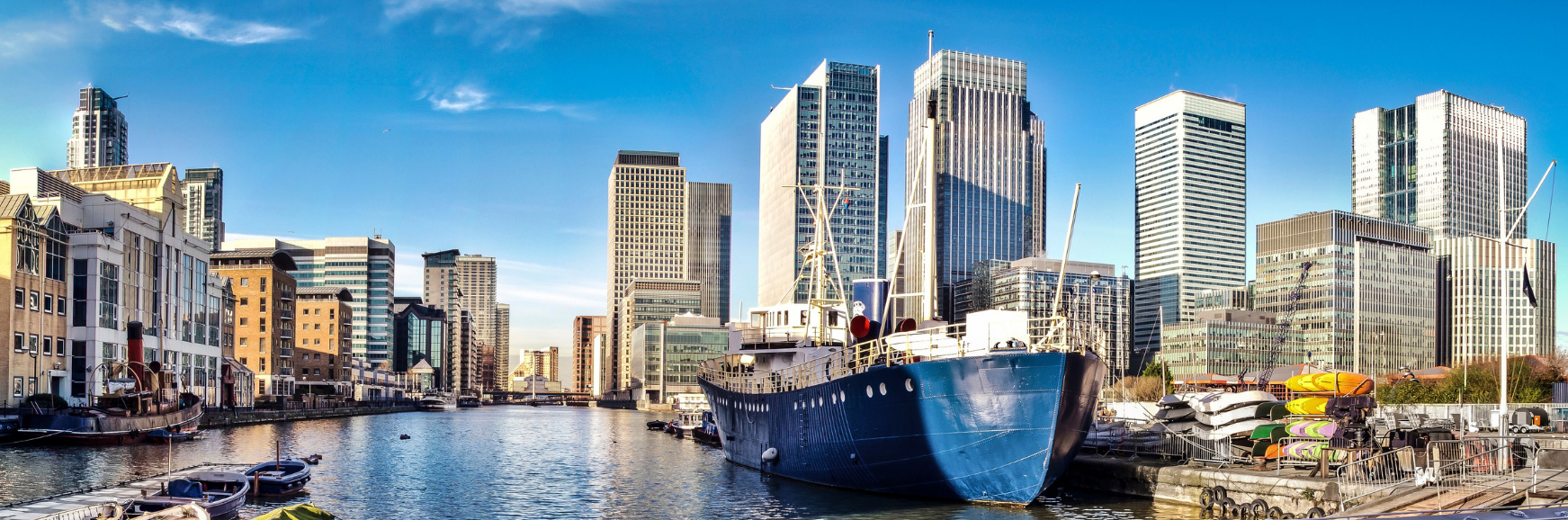Surefire Wins Major Fire Stopping Works in Canary Wharf